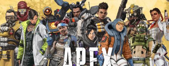 Fiche du jeu Apex Legends