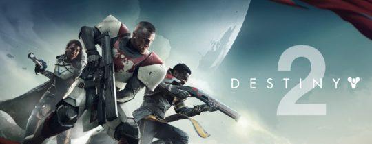 Fiche du jeu Destiny 2