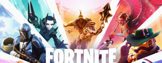 Fiche du jeu Fortnite