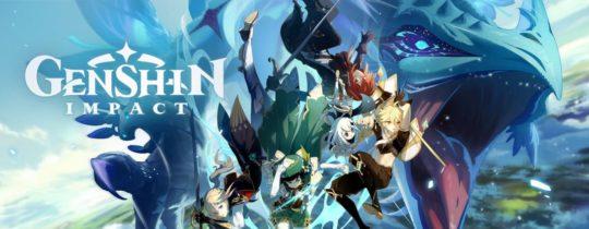 Fiche du jeu Genshin Impact