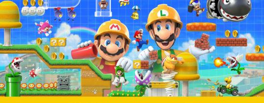 Fiche du jeu Super Mario Maker 2