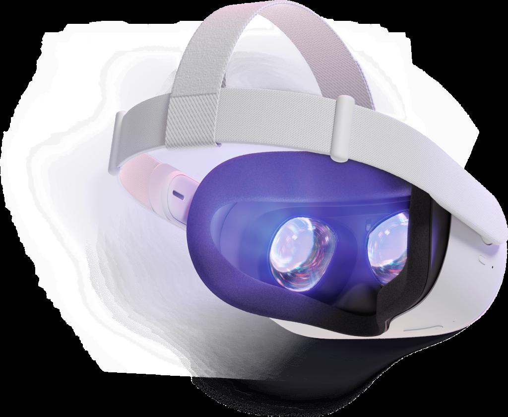 écran Oculus Quest 2