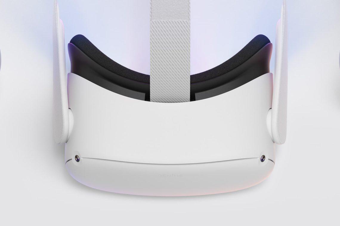 nouveau casque Oculus Quest 2