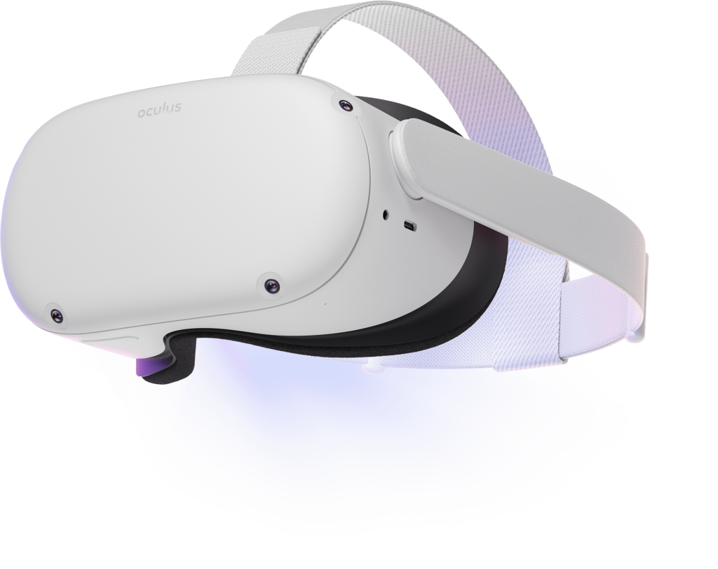 Oculus Quest 2, casque VR autonome
