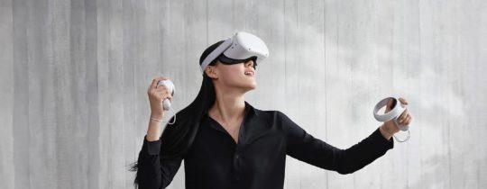 changer / charger les piles des manettes Oculus Touch