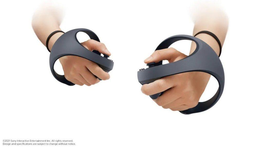 manettes PS5 VR