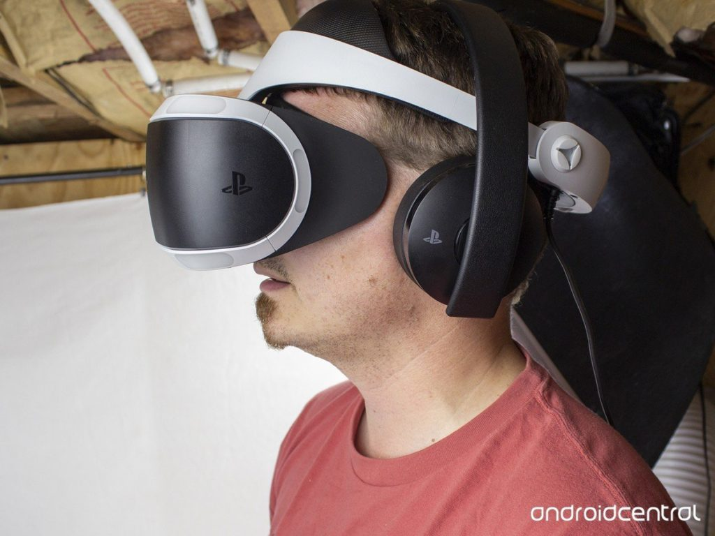 casque VR PS5 VR