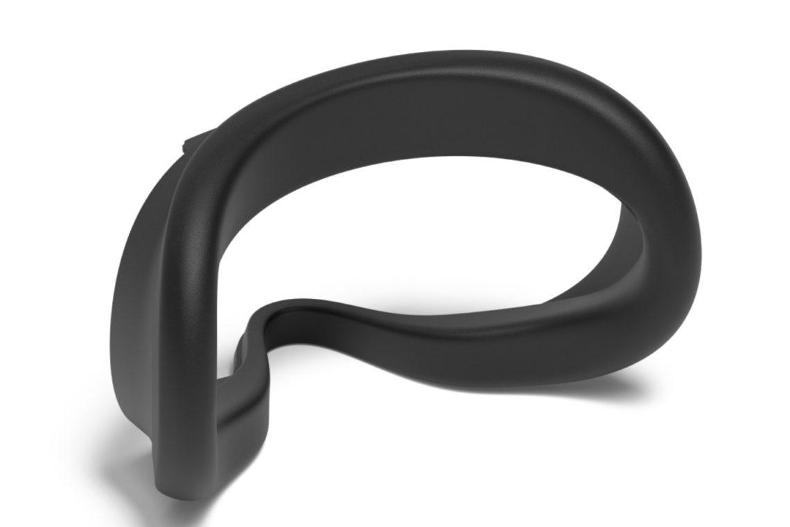 nouvelle housse en silicone pour Oculus Quest 2
